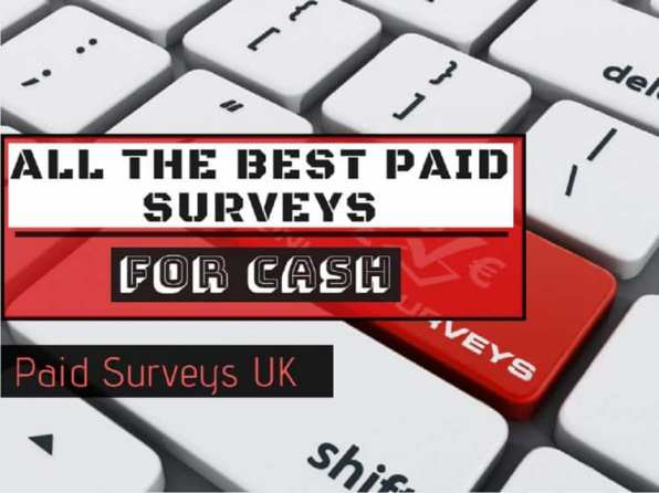 Find the best survey sites UK that actually pay.