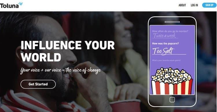 Toluna is a great mobile app survey platform.